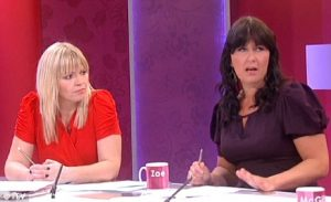 Kate on Loose Women