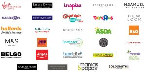 Cash back retailers uk
